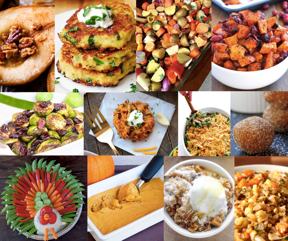 17 Healthy Thanksgiving Recipes You Can Feel Good About